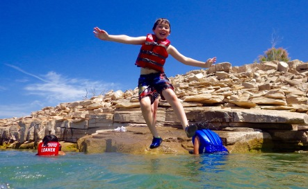 Hooray for Abiquiu Lake!